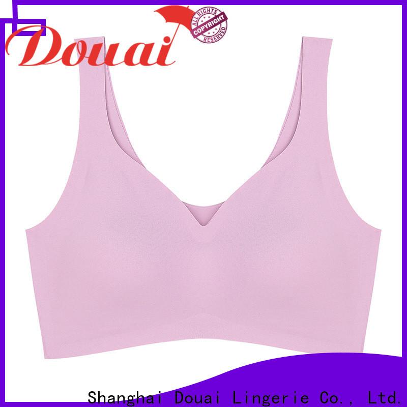 Douai hot yoga bra supplier for hiking