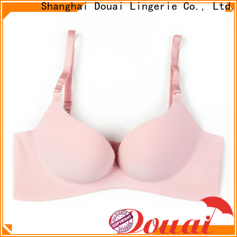 Douai comfortable ladies push up bra wholesale for ladies