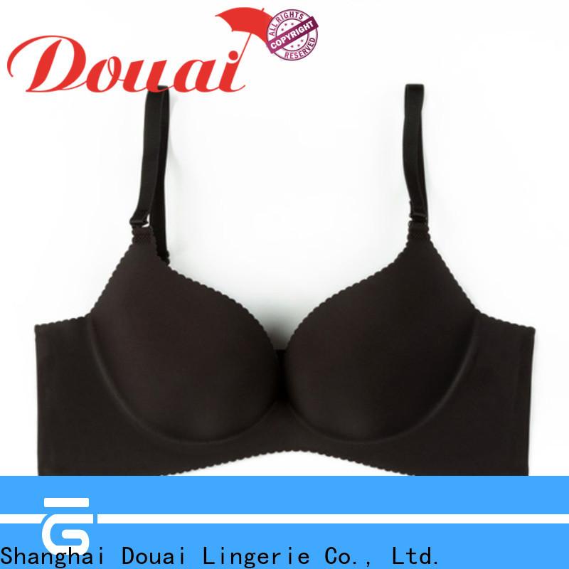Douai seamless bra and panties factory price for hotel