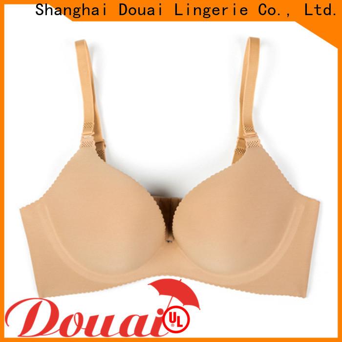 Douai attractive seamless bra reviews design for ladies