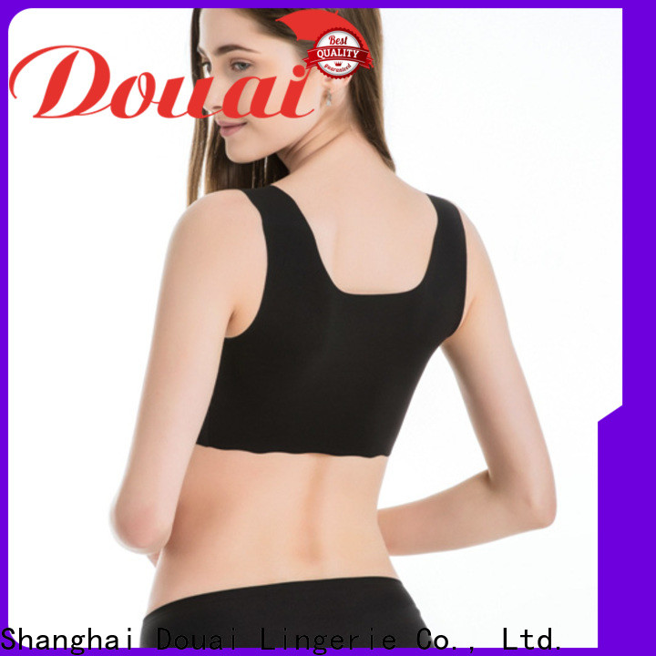 thin cotton yoga bra personalized for sking