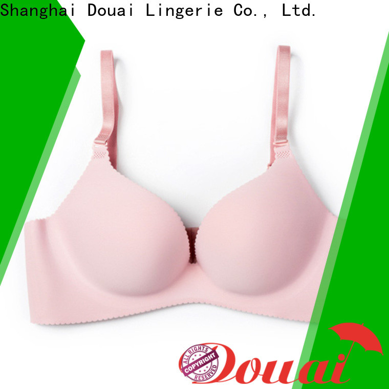 durable cotton seamless bra on sale for women