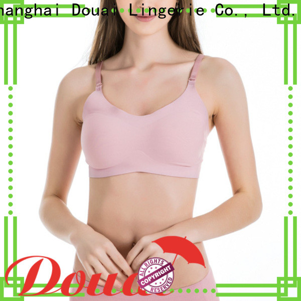 Douai padded bra top factory price for home