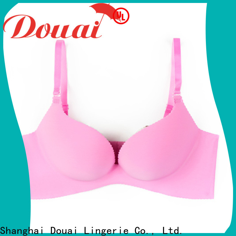 Douai breathable 3 cup bra wholesale for ladies