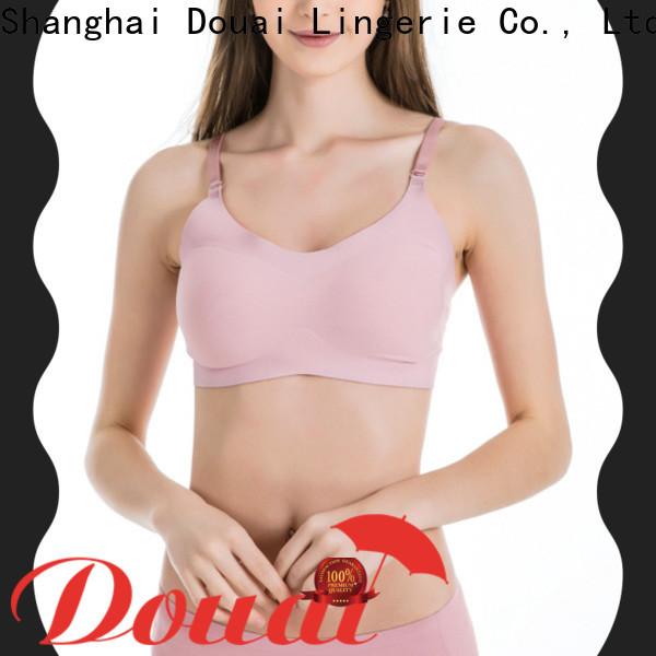 flexible seamless comfort bras manufacturer for home