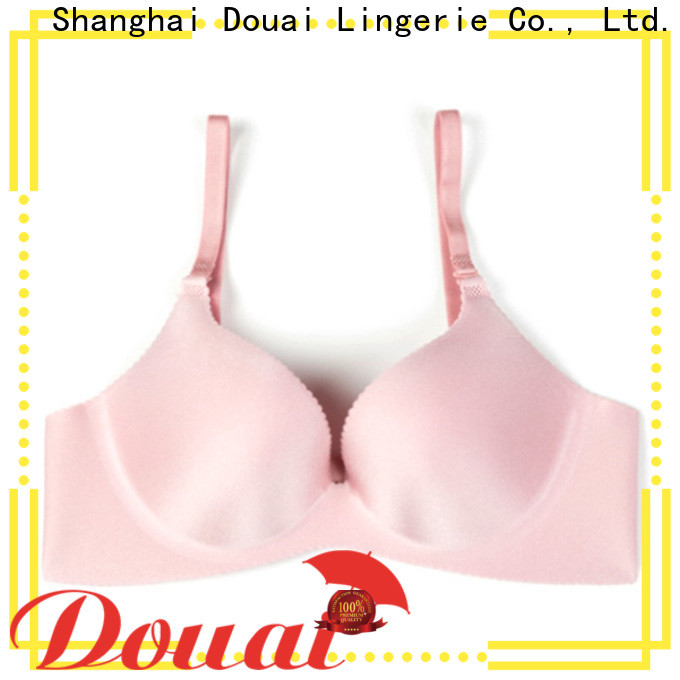 Douai full cup push up bra promotion for girl