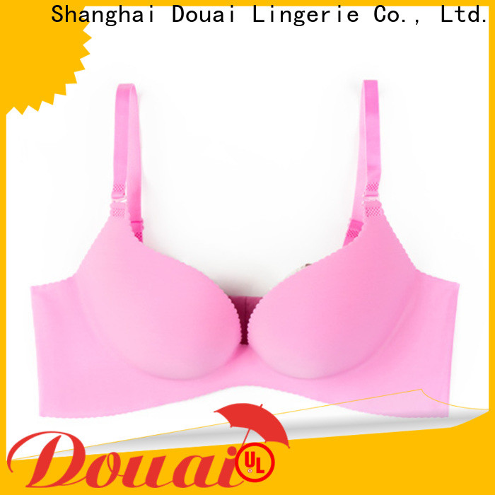 Douai cheap push up bras directly sale for girl