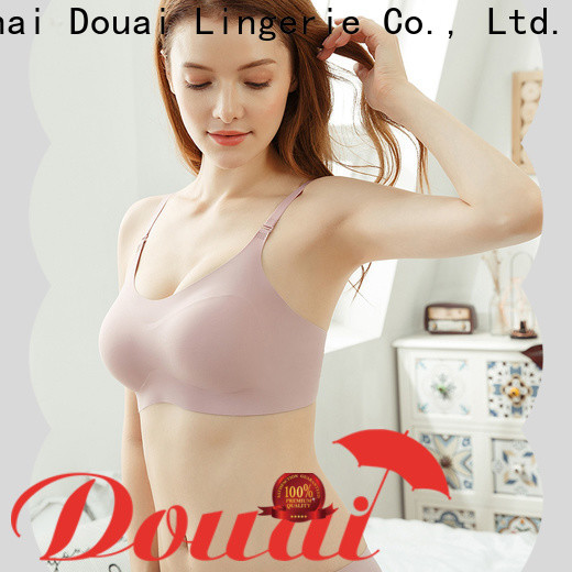 comfortable nude seamless bra factory price for hotel