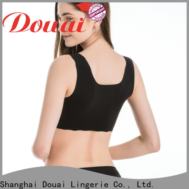 Douai gym bra personalized for hiking