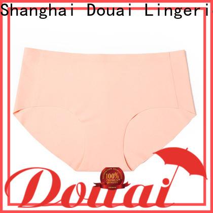 Douai good quality best seamless underwear wholesale for women