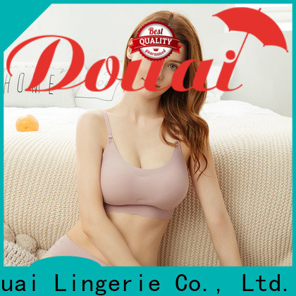 Douai seamless comfort bras wholesale for hotel
