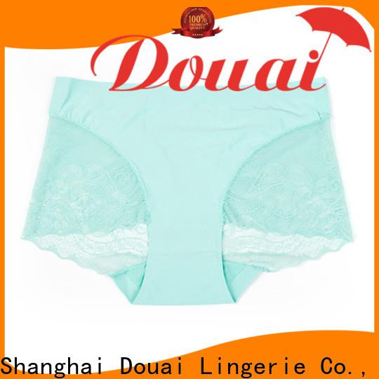 Douai beautiful womens lace panties manufacturer for ladies