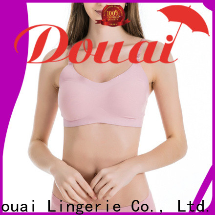 flexible best quality bras wholesale for hotel