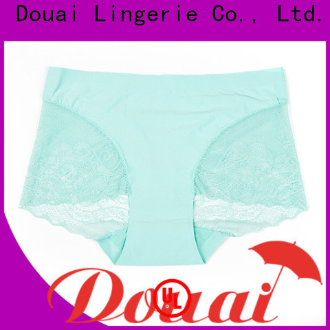 high quality lace briefs promotion for ladies