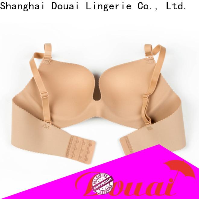 Douai seamless padded bra directly sale for madam