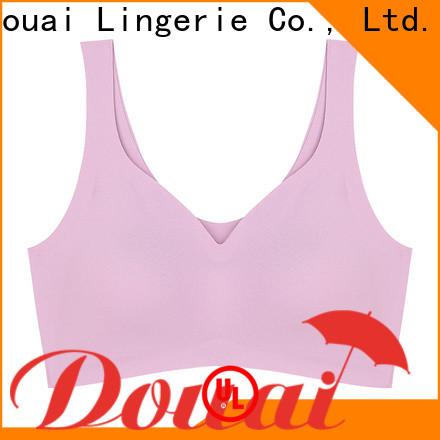 Douai yoga bra factory price for hiking