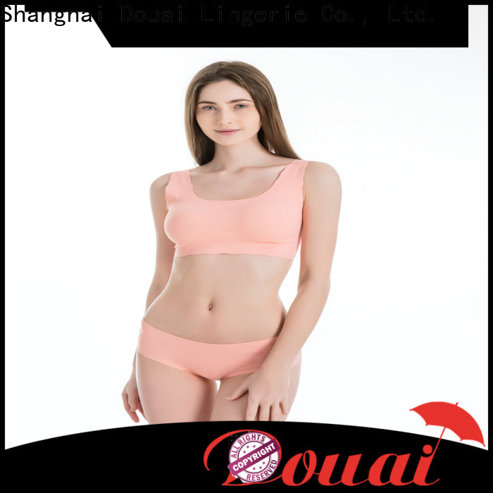 Douai natural best affordable sports bras personalized for sport