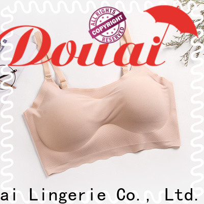comfortable women's bra tank tops factory price for home
