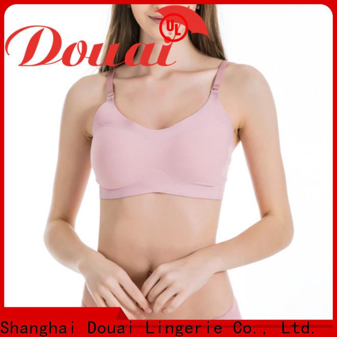 Douai detachable good quality bras wholesale for bedroom