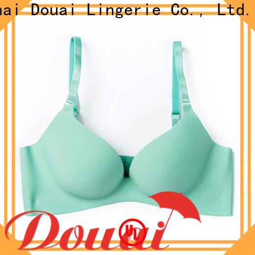 Douai attractive best push up bra reviews wholesale for ladies
