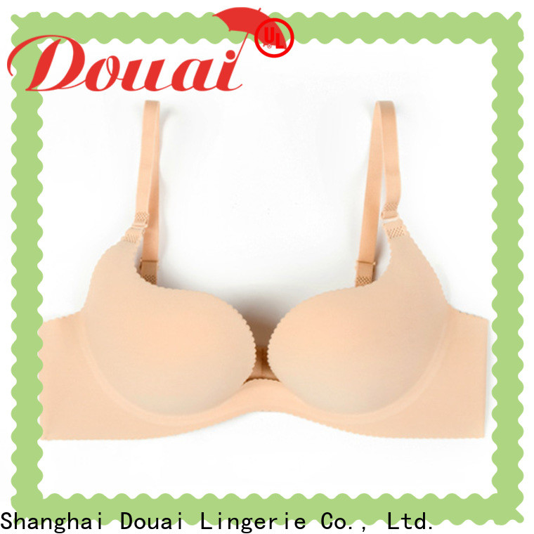 colorful u plunge push up bra series for dress