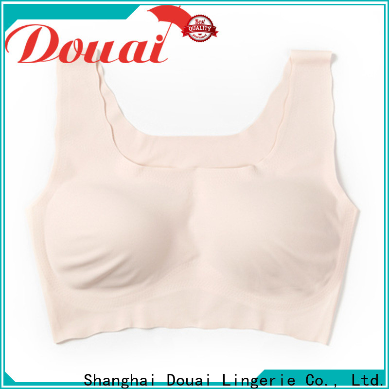 comfortable crop top bra supplier for hotel