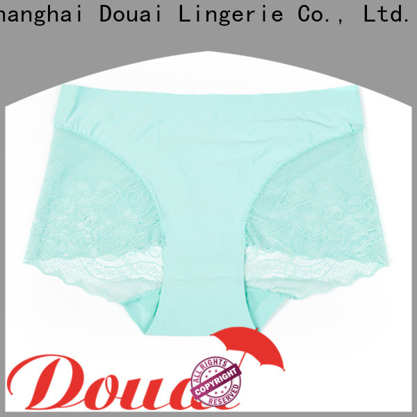 Douai high quality lacy underwear manufacturer for ladies