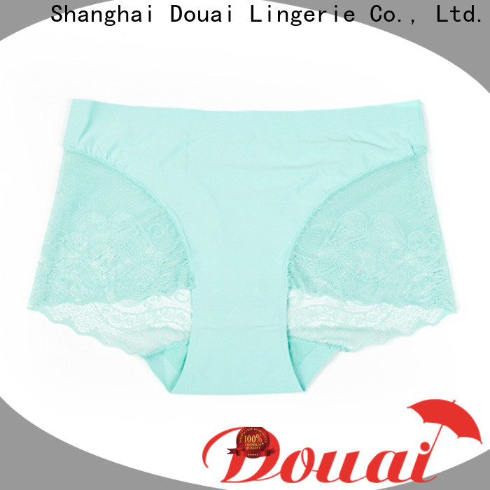 Douai silky lacy panties at discount for women