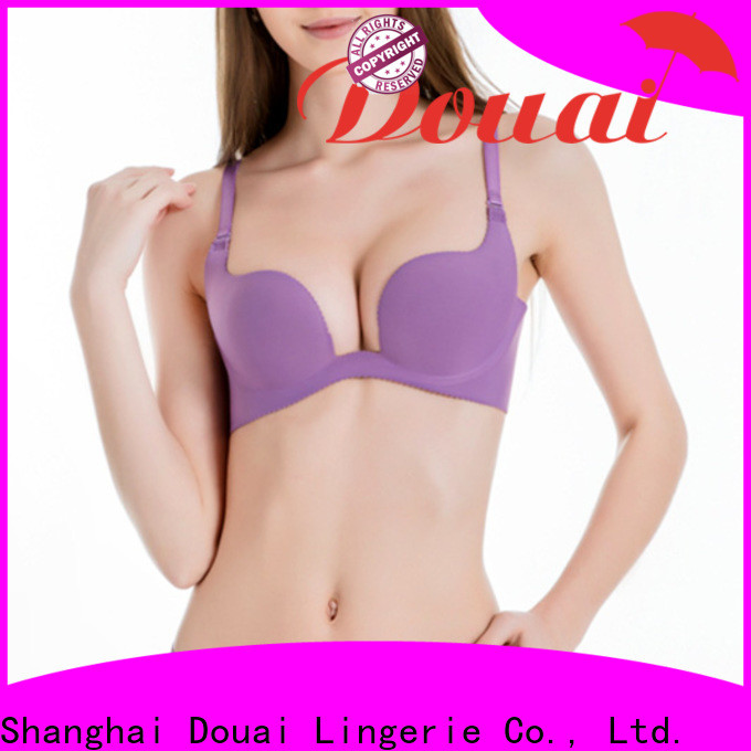 Douai hot selling u bra customized for dress