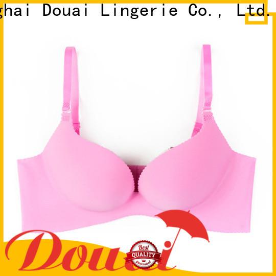 fancy nude push up bra supplier for women