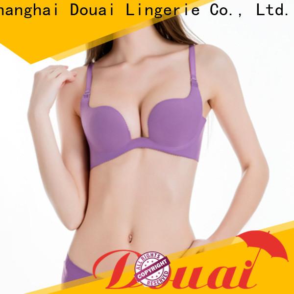 Douai u shape bra directly sale for dress