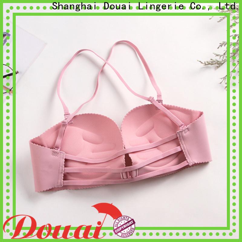 Douai convenient front lock bra wholesale for women