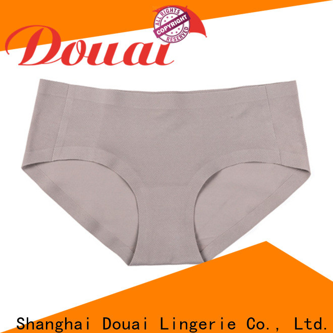 Douai comfortable ladies seamless underwear factory price