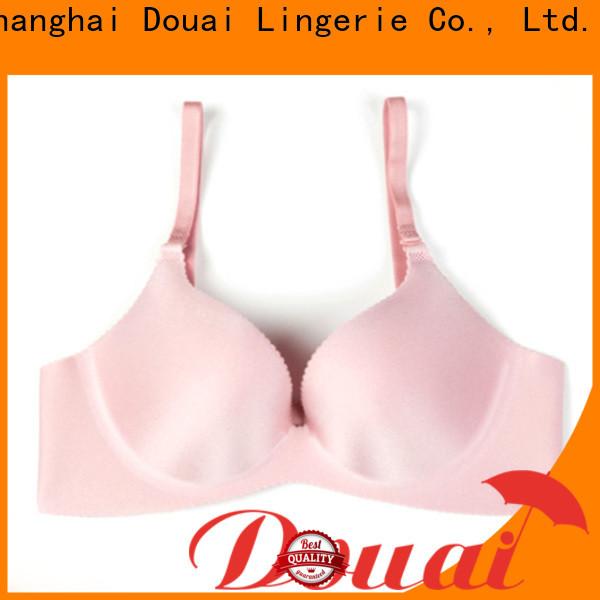 Douai full cup push up bra manufacturer for madam