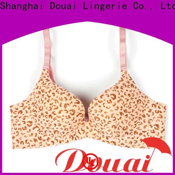 Douai good quality full-cup bra promotion for girl