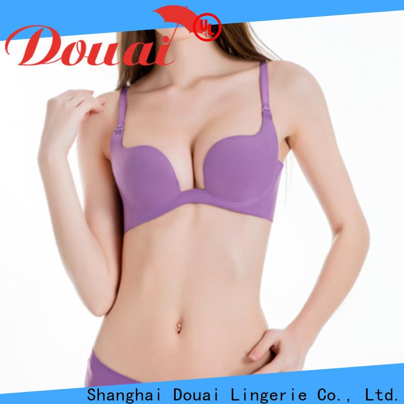 elagant push up u bra from China for dress