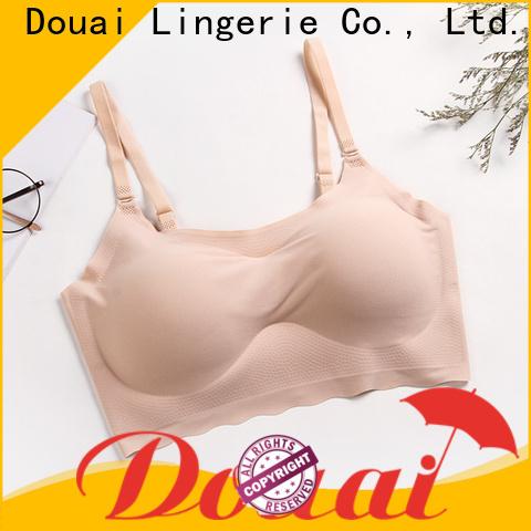 Douai women's bra tank tops factory price for hotel