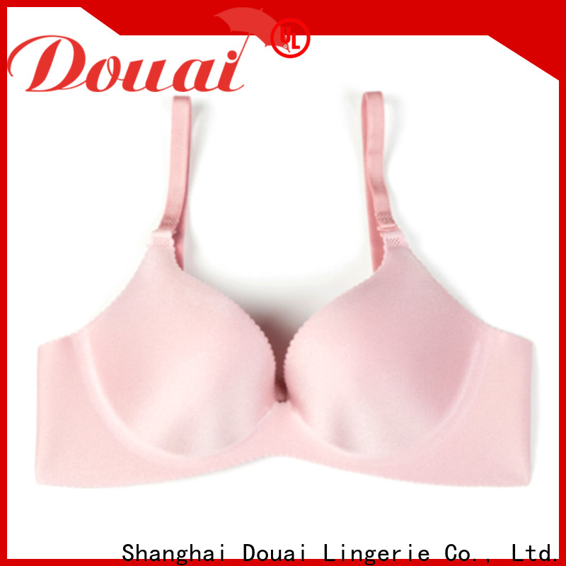 light full coverage push up bra faactory price for women
