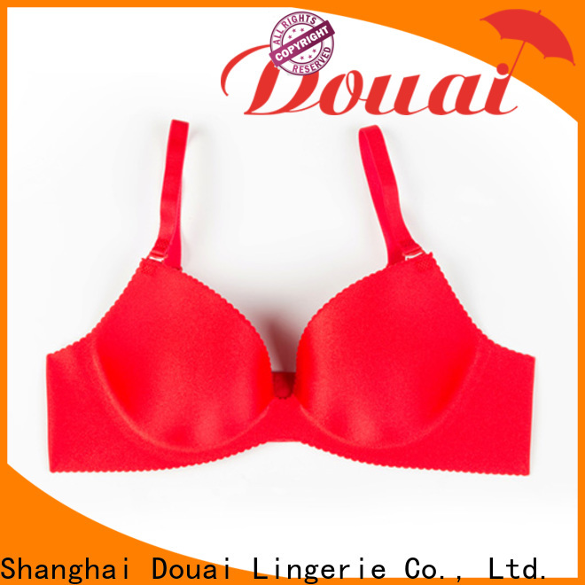 Douai durable seamless bra reviews design for ladies