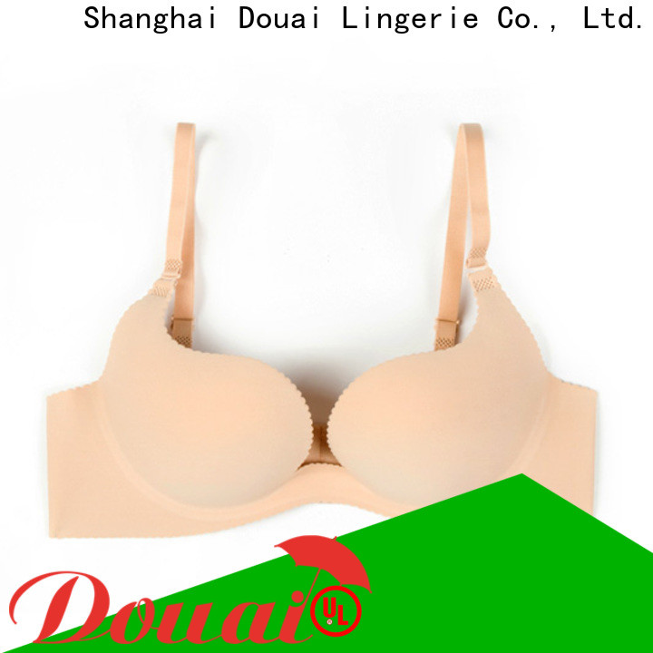 colorful u shape plunge bra series for party