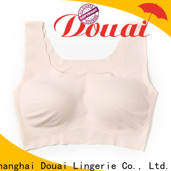 seamless top bra factory price for bedroom