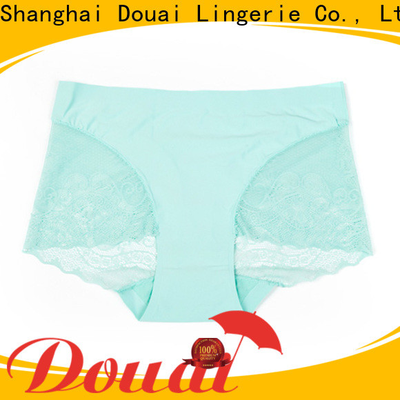 Douai beautiful lacy underwear supplier for women