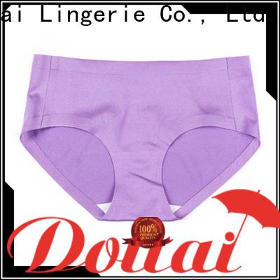Douai good quality girls seamless underwear on sale