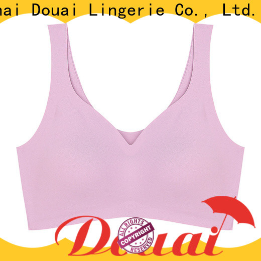 Douai best sports bra for yoga personalized for sking