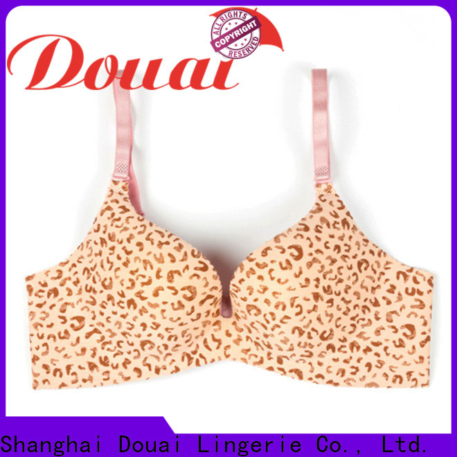 Douai full coverage support bras promotion for girl