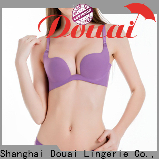 popular deep cut bra customized for dress