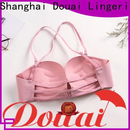 Douai fashionable glamorise bras front close directly sale for women