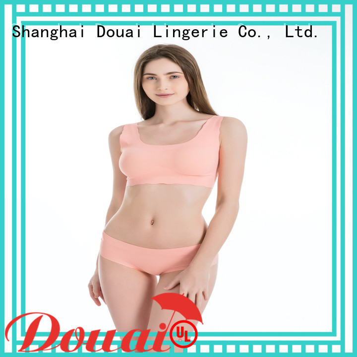 Douai best sports bra for yoga factory price for sport