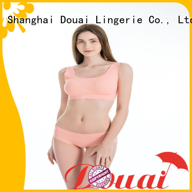 Douai natural sports bra for gym personalized for sport