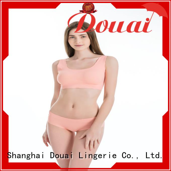 natural cotton yoga bra supplier for sport